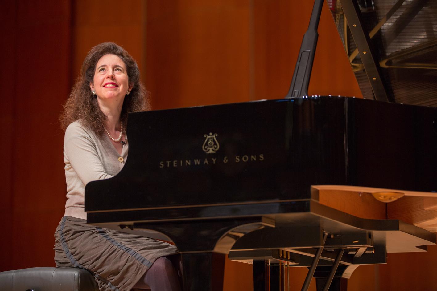 Angela Hewitt Piano Recital