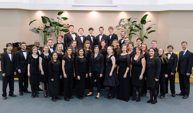 Heaven Full of Stars: Trinity Western University Chamber Choir