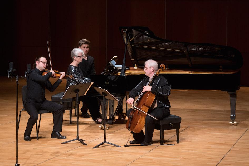 The Orfeo Trio