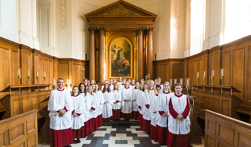 Faire is the Heaven: The Choir of Clare College, Cambridge University