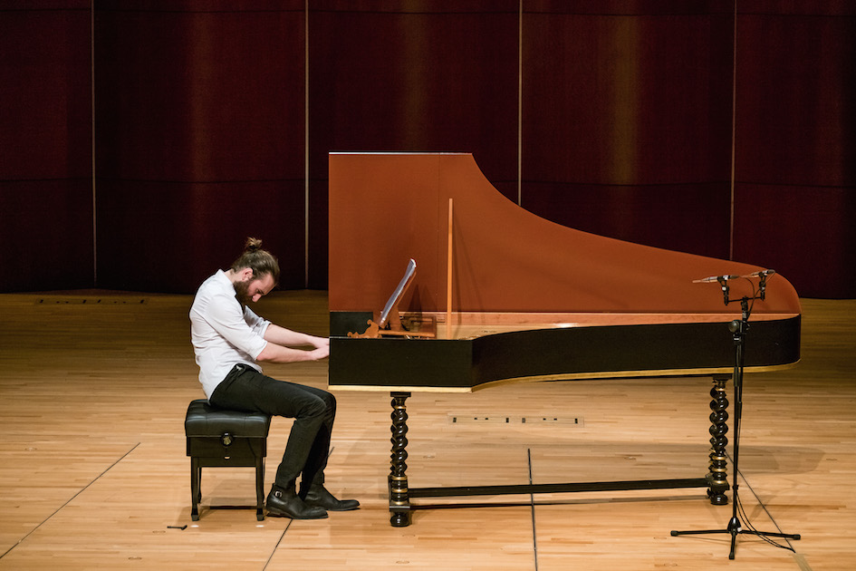 Jean Rondeau Plays Bach's Goldberg Variations