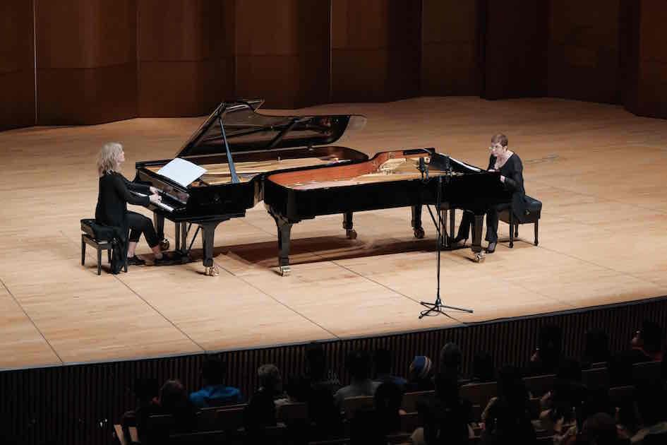 The Dorduncu Piano Duo