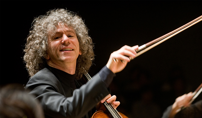 Steven Isserlis Cello Recital