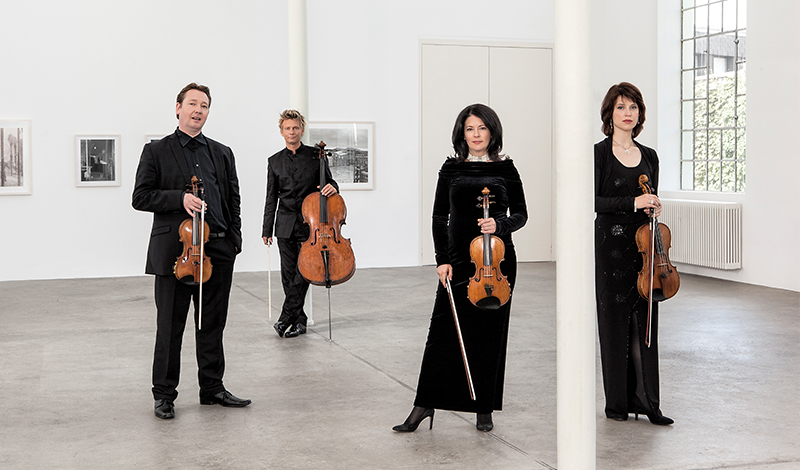 From Mozart to Ligeti: Minguet Quartett