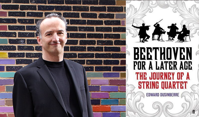 BOOK TALK & SIGNING – Beethoven for a Later Age: The Journey of a String Quartet