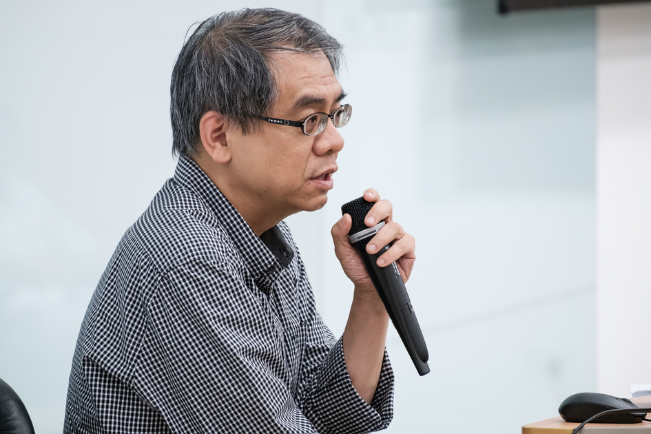 Beethoven Cycle 'Music in Words' Talk I – Mr. Yang Zhao