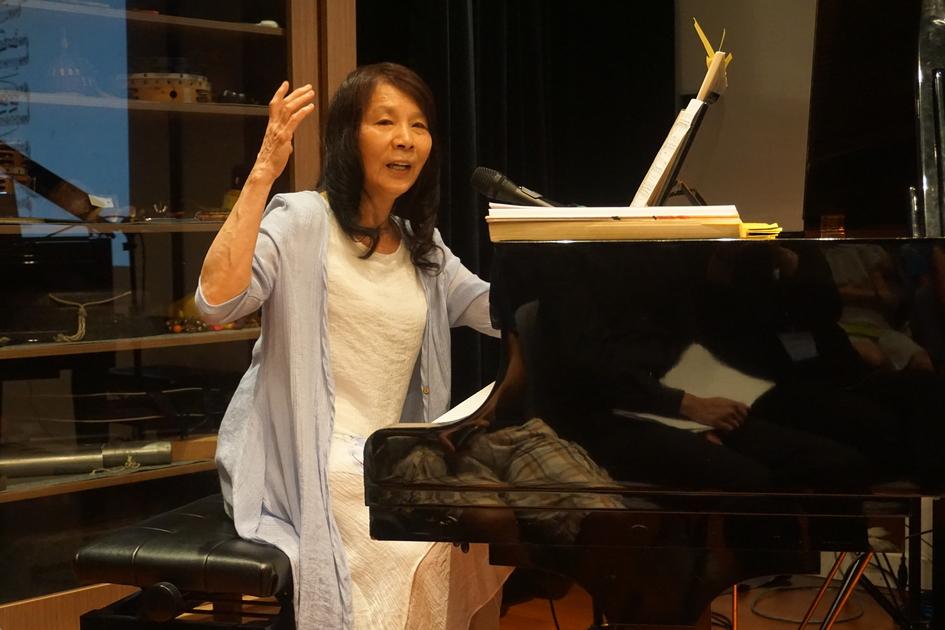 Beethoven Cycle 'Music in Words' Talk II – Ms. Nancy Loo