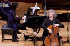 Steven Isserlis Cello Recital Highlights