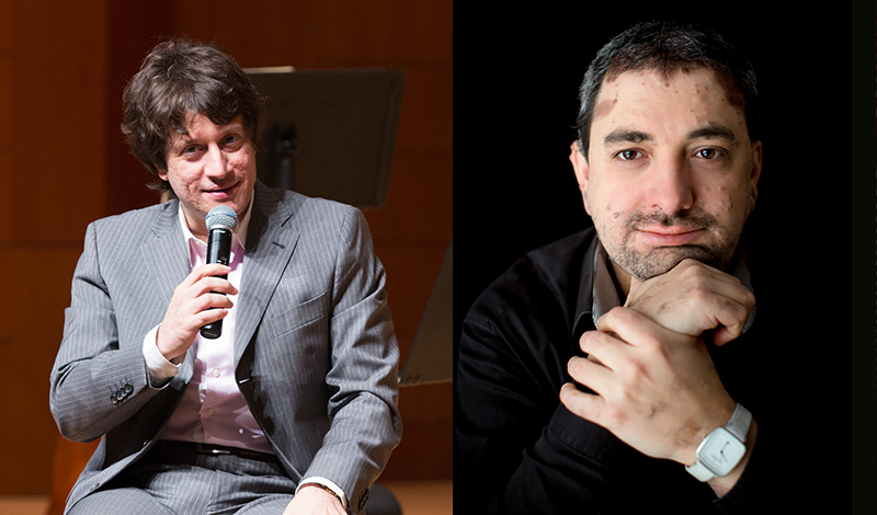 'Music in Words' Talk III – Dr. Giorgio Biancorosso & Konstantin Lifschitz [Change of Moderator]
