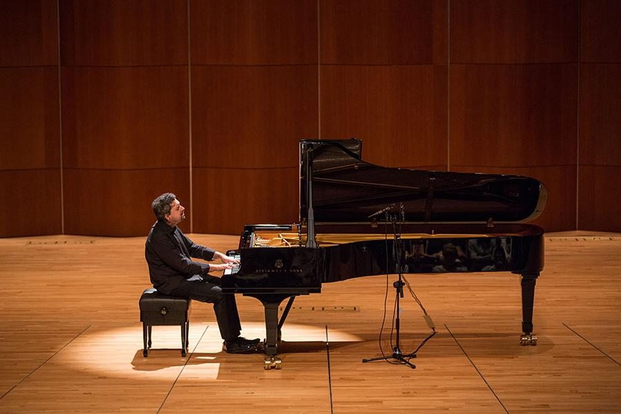 The Art of Fugue: Konstantin Lifschitz Piano Recital