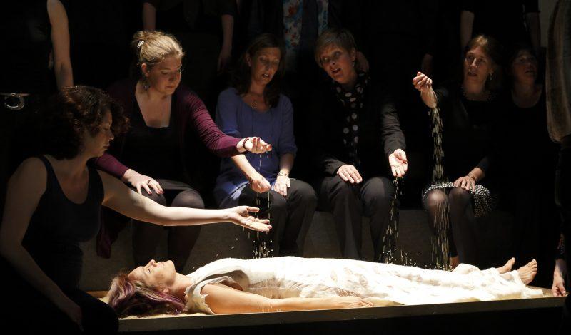 Open Rehearsal: Human Requiem