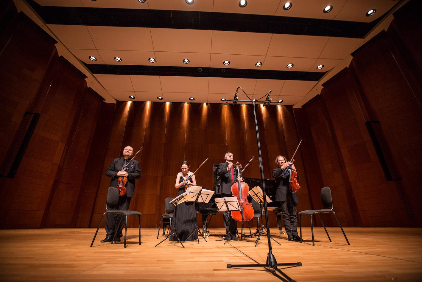 Szymanowski Quartet & HKU Composers