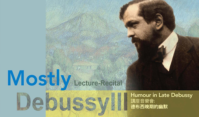 Mostly Debussy III: Humour in Late Debussy