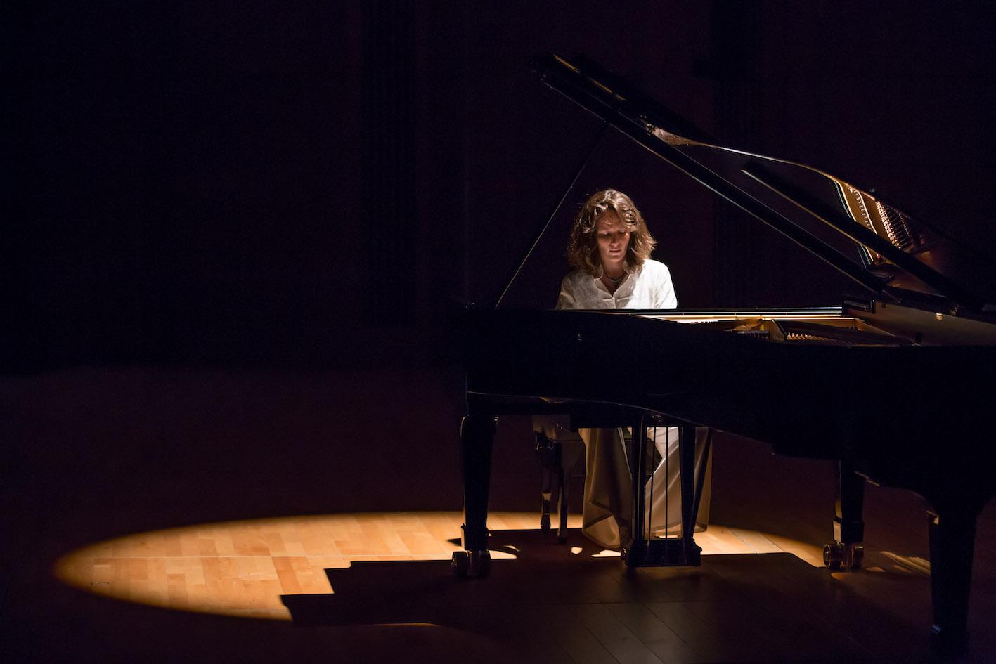 Water Reflections: Helene Grimaud in Recital