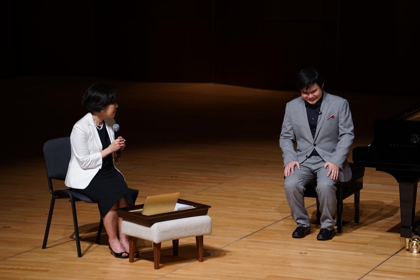 Music in Words with Nobuyuki Tsujii