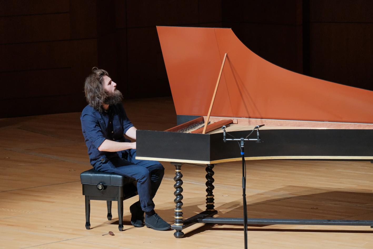 Baroque Improvised: Jean Rondeau in Recital