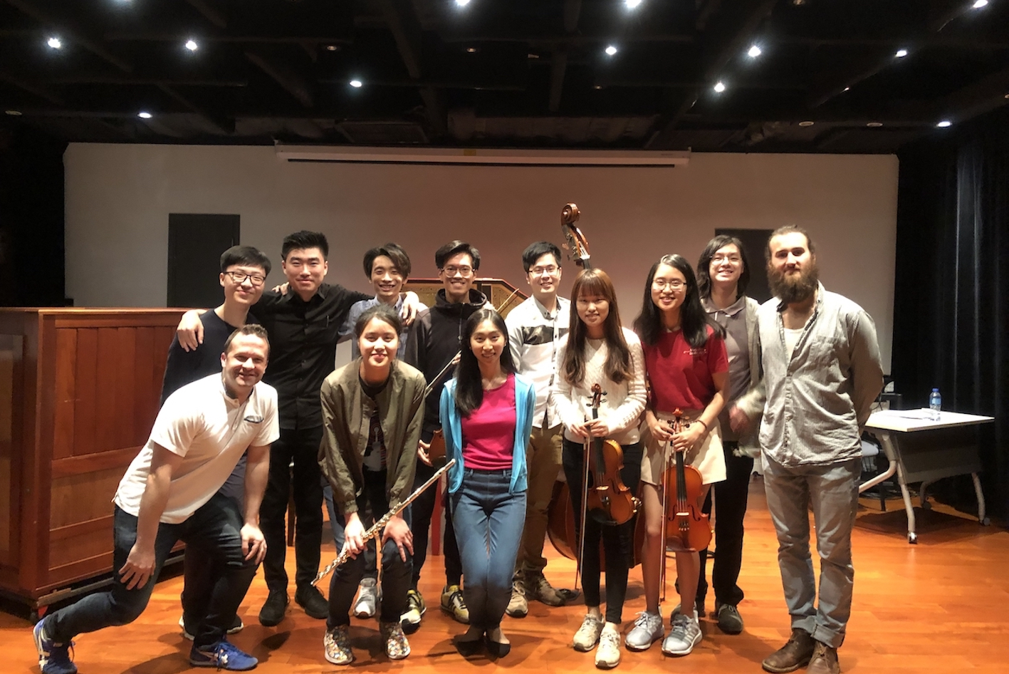 Early Music Masterclass with Jean Rondeau