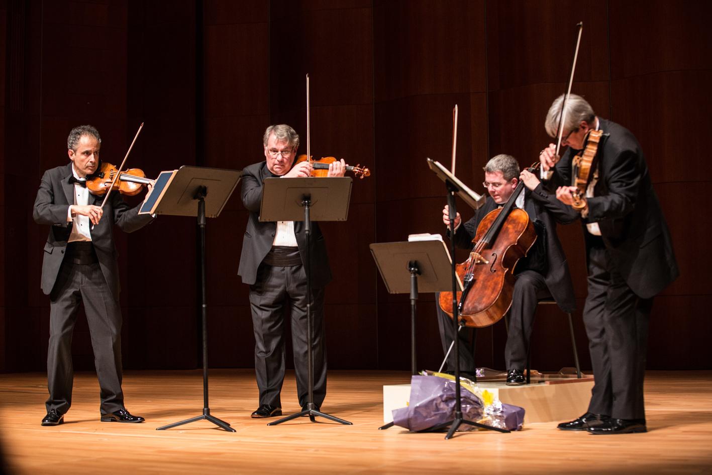Emerson String Quartet at HKU - Cultural Management Office