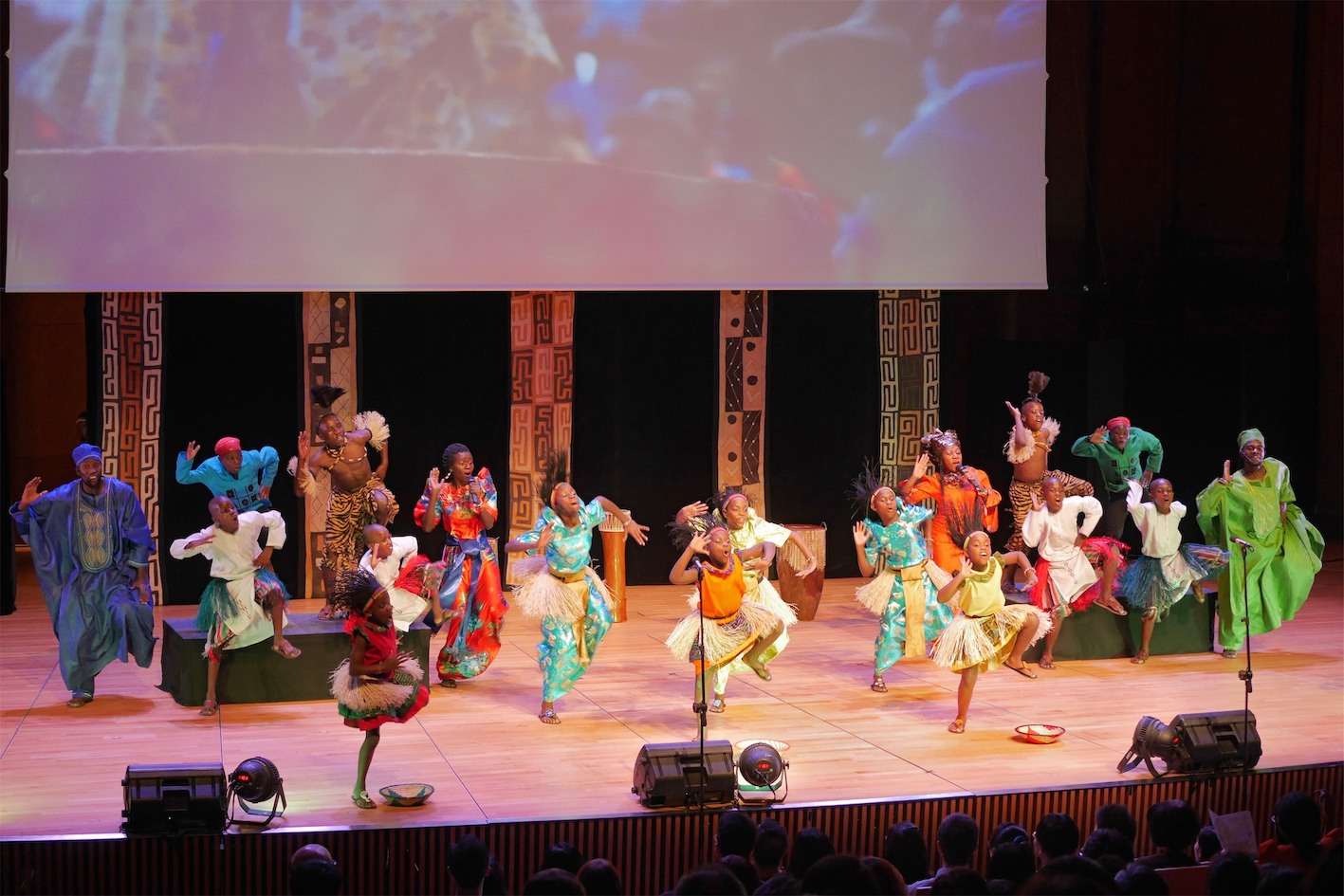 Beautiful Africa: A New Generation – Watoto Children's Choir