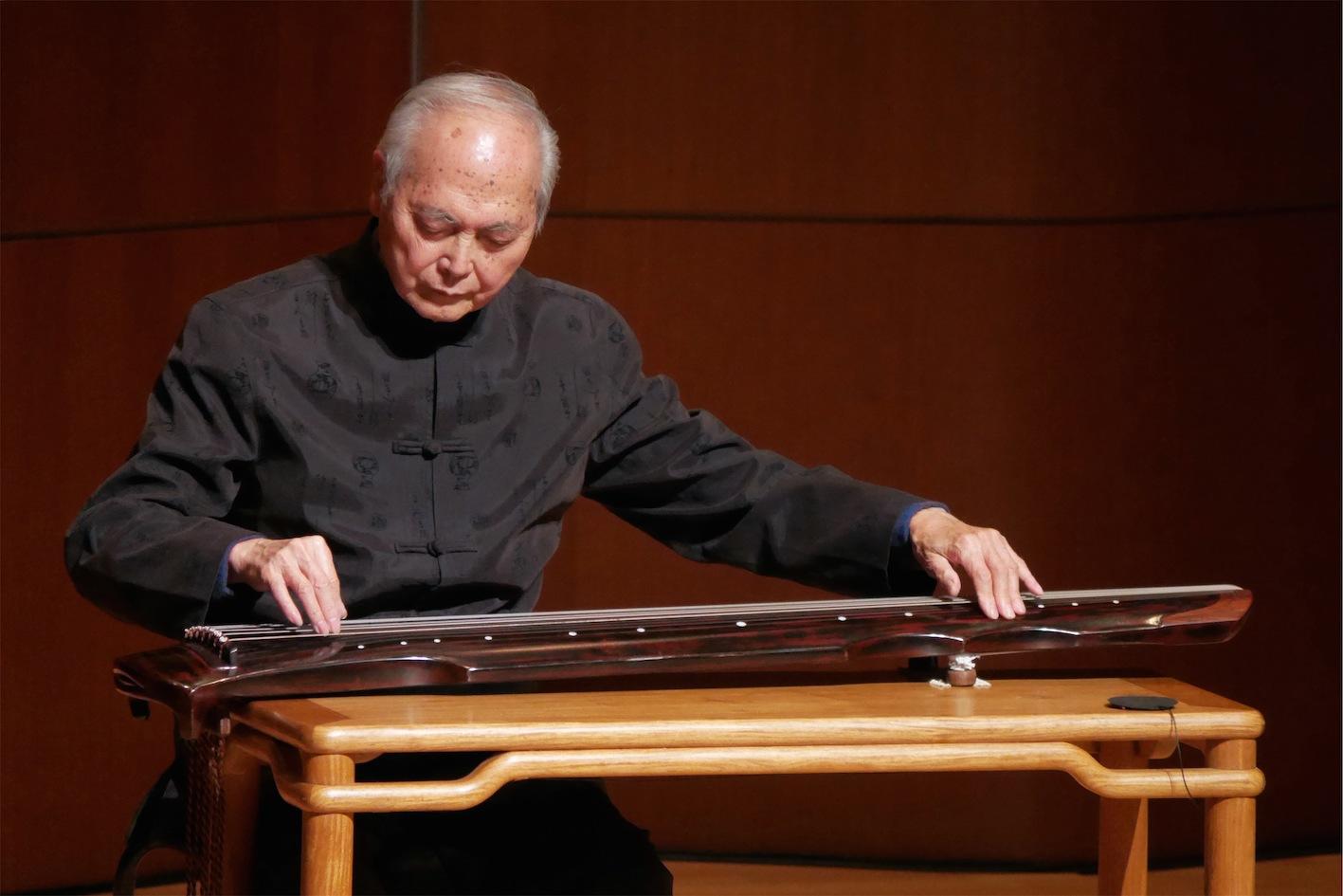 In Praise of Elegance: Lui Pui-Yuen Pipa Guqin Recital